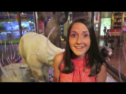 DISCOVERY PLACE CHARLOTTE & CHEESECAKE FACTORY! VIDEO #29