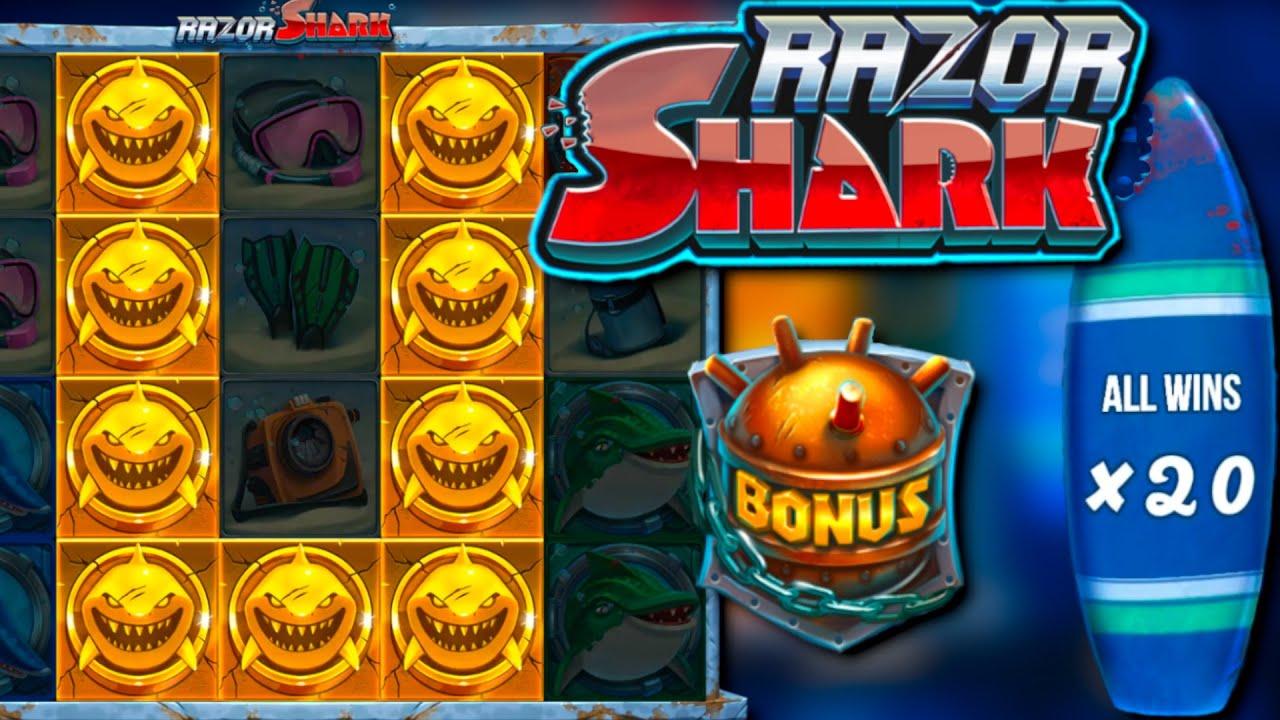 Razor Shark Free