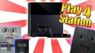 PlayStation 4 // Cortometraje (trailer) (Guerra de consolas)