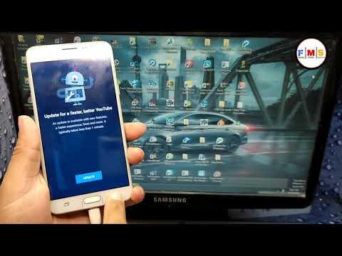 Samsung J7 2016 Frp Bypass Android 7.0 || YouTube Update Fix ||J710F, J710FN ,J710M,J710H,J710GN