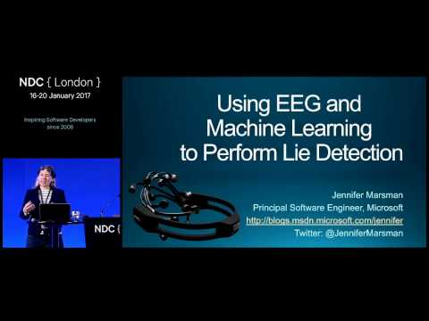Using EEG and Azure Machine Learning to Perform Lie Detection - Jennifer Marsman