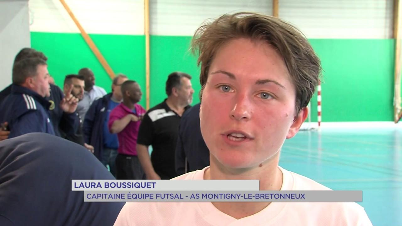 Futsal : les finales des coupes yvelinoises