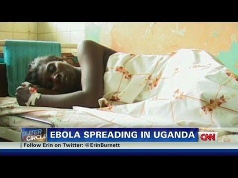 Ebola outbreak in Western Uganda