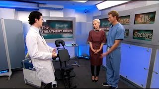 Astanza Duality Q-Switched Nd:YAG Tattoo Removal Laser on The Doctors Show