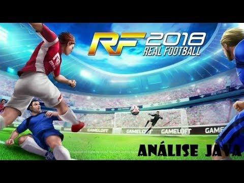 Real Football 2018 (JAVA) Um Bom Jogo!