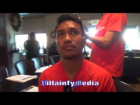 MERCITO GESTA ON TRUSTING 5 YEAR PROCESS TO TITLE; TALKS FINDING HIMSELF & THE PRESSURES OF PACQUIAO