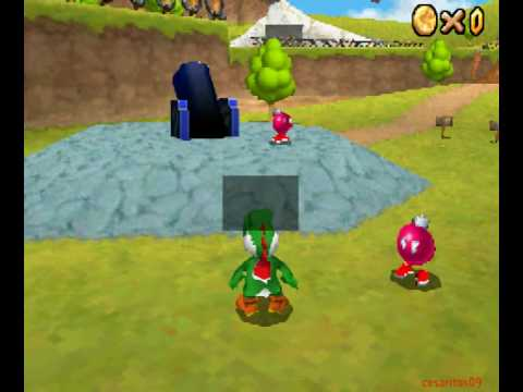 Nintendo Ds Walkthrough Super Mario 64 D...