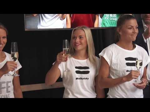 #HOLKYTAKY - Ženský fotbal má nový brand