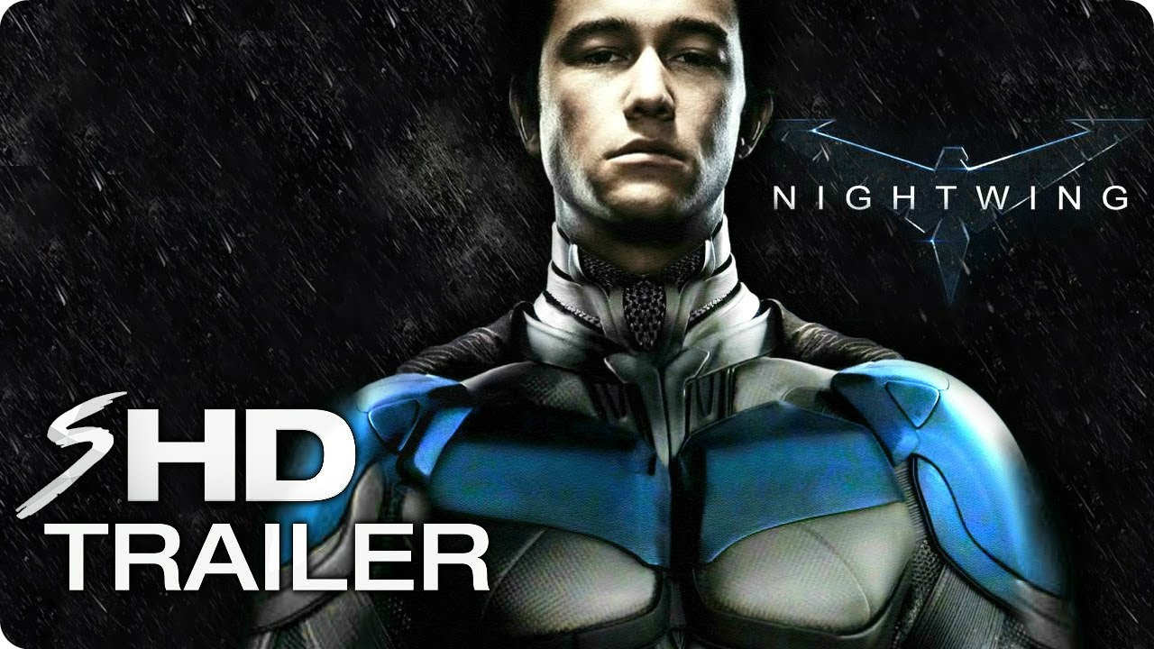 THE NIGHTWING (2020) Teaser Trailer Concept - Christopher Nolan DC Batman Movie