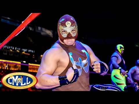 CMLL | Ángel