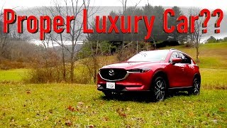 2017 Mazda CX-5 Review, Is It the Premium SUV We've Been Promised??