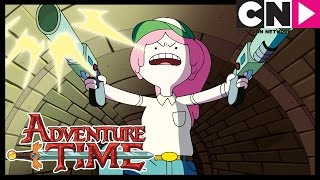 Adventure Time   Bubblegum and Marceline Fight the Varmint   Cartoon Network