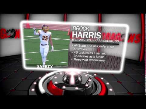 Brock Harris Video Card