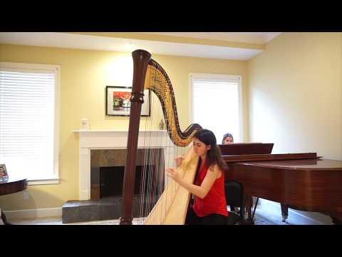 Charlotte Murphy - François-Adrien Boieldieu Harp Concerto In C, III. Rondo: Allegro Agitato