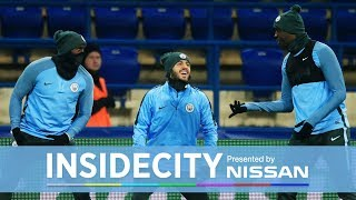 YAYA CATCHES SPIDERMAN | INSIDE CITY 273