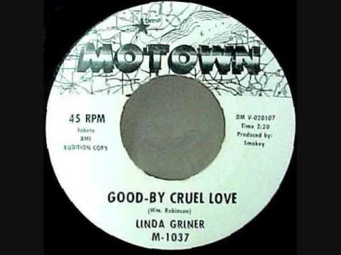 Linda Griner  -  Good By Cruel Love