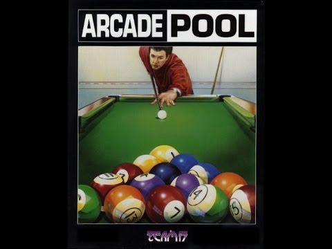 Slow Gamer (S23,G01) - Arcade Pool (DOS)