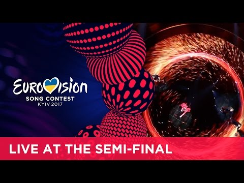 Fusedmarc - Rain Of Revolution (Lithuania) LIVE at the second Semi-Final