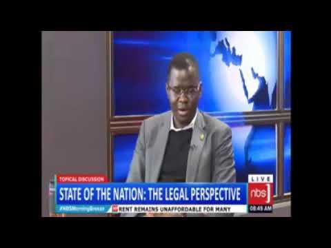 #Uganda #DoctorStrike and Health minister intimidations, Lawyer Nicholas Opiyo 'Achieng is arrogant'