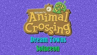 Animal Crossing NL Dream Towns: Solaceon