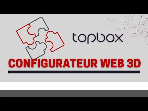 Configurateur WEB 3D