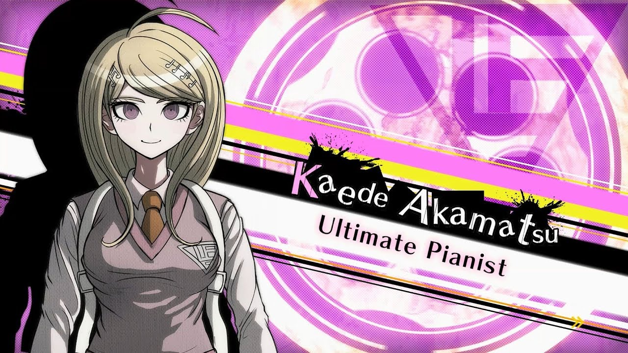 Image result for danganronpa v3 intro cards