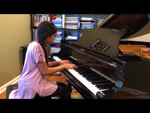 Nocturne in C Sharp Minor: Radiya Rahman (2018 Prima Volta Music Competition)