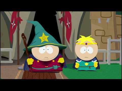 """South Park: The Stick of Truth - """"Grand Wizard Cartman Knights the Super Jew""""  """
