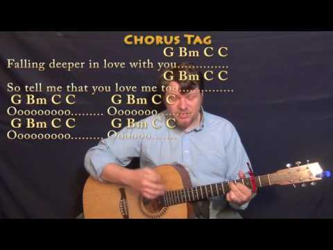 How Would You Feel (Ed Sheeran) Strum Guitar Cover Lesson with Chords/Lyrics - Capo 2nd