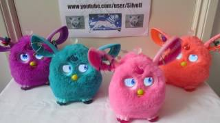 4 Furby Connects Conversation - Double Duet!