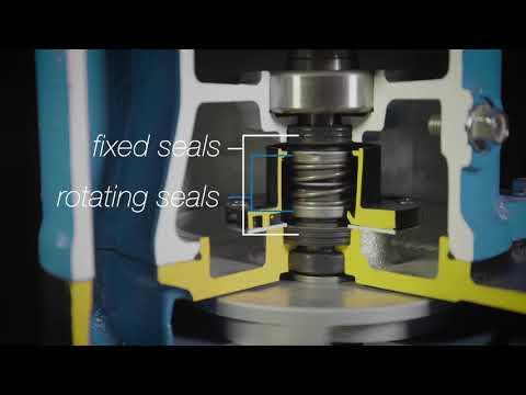 Tsurumi Dual Inside Mechanical Seal