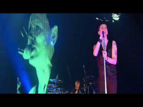 Depeche Mode - World In My Eyes ( Area 51 Remix )  [HD]