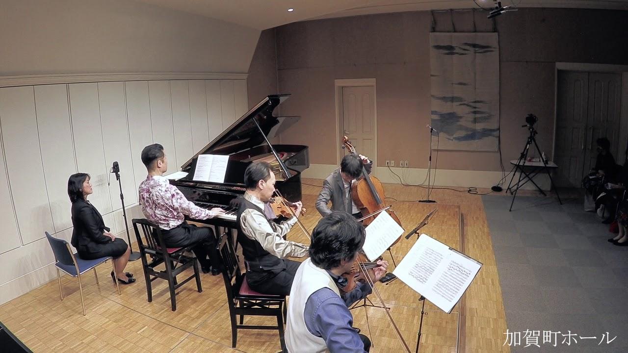 モーツァルト「ピアノ四重奏曲第1番ト短調 K.478」