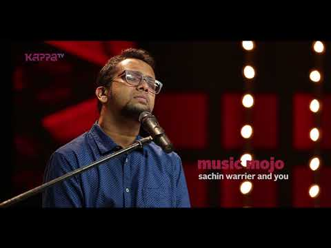 Parayathe - Sachin Warrier and You - Music Mojo Season 5 - Promo