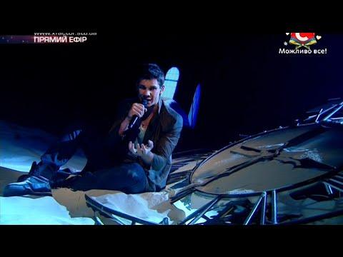 Видео: Х-фактор-5 Дмитрий Бабак - Я вернусьИгорь Тальков cover Гала-концерт27.12.2014