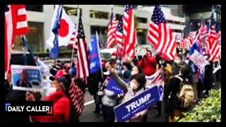 Watch: Tokyo Trump Rally