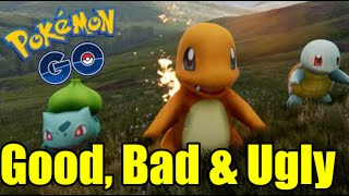 pokemon go the good bad the ugly 12 things that happened since release
