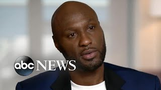 Lamar Odom opens up about addictions, divorce and baby son's death: Part 1