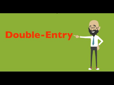 What is Double-Entry System   Accounting   MBA in Pills   4wMBA