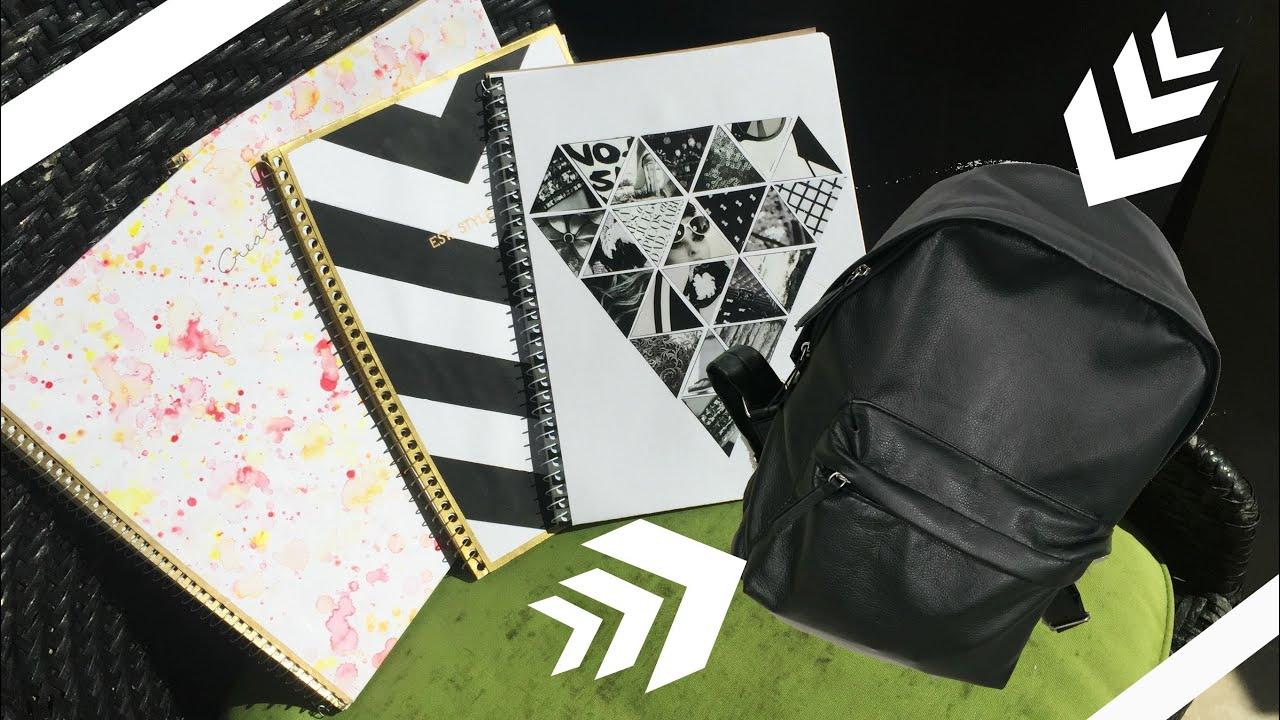 Que hay en mi mochila ideas para decorar tus cuadernons for Decorar regalos