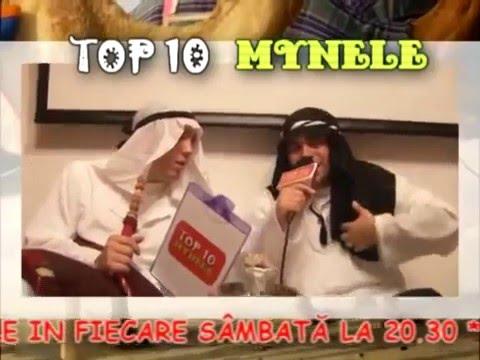 Top 10 Mynele @ Arabii ( Promo )