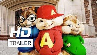 Alvin e Os Esquilos: Na Estrada | Trailer Oficial | Dublado HD
