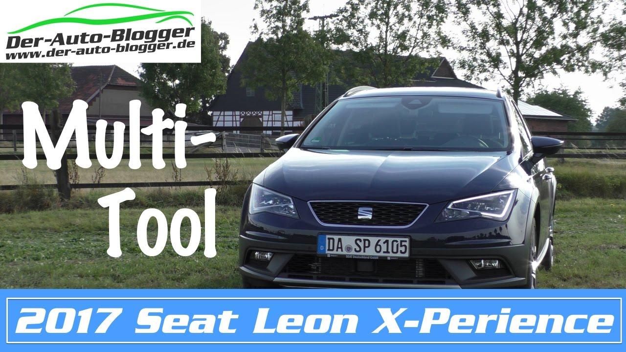 Seat Leon 2.0 TDI X-Perience - Test, Review und Fahrbericht