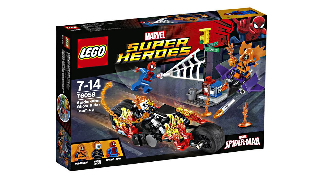 LEGO Super Heroes 2016 Summer sets pictures! - YouTube