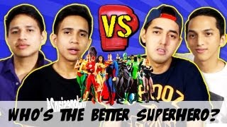 YOUTUBERS VS COMEDIANS #2 (INDONESIA)