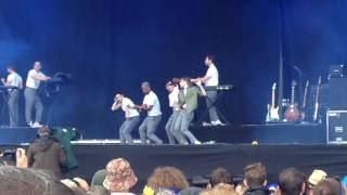 Christine And The Queens - Tilted - Live Glastonbury 2016