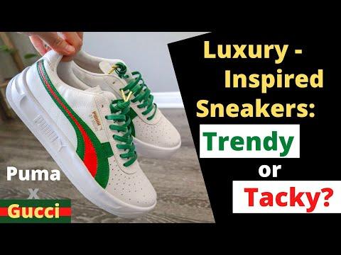 Puma GV Special x Gucci Inspired Custom