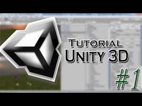 Desenvolvimento de Games - Tutorial de Unity 3D # 1 - Conhecendo o Unity 3D