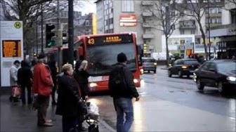 Busse Aachen am Bushof