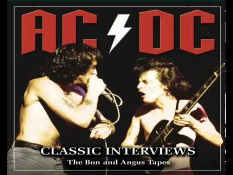 Bon Scott - The Classic 1978 Interview